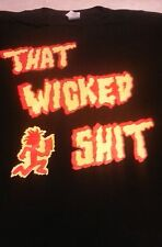 """ICP  2Sided Shirt """"Who Can Survive Hellspit? """" 4XL Psychopathic Records ICP"""