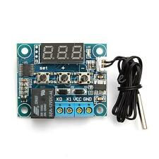 DC12v Modulo digitale Termoregolatore Termostato Termometro -50-110°C Sonda