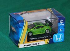 Hotwheels Honda Civic SI 1:87 HO   New NM