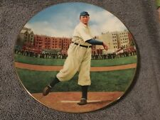 Cy Young 22kt Trimmed Gold Plate ...original packaging...numbered and COA