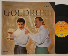 "Yello         Goldrush        12""        NM # P"