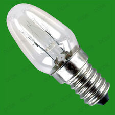 8x 7W Spare Bulb for Plug In Night Light Nursery Childrens Lamp E14 mm SES Screw