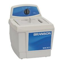 Branson M1800 0.5 Gallon Ultrasonic Cleaner w/ Mechanical Timer CPX-952-116R NEW