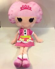 """Lalaloopsy Plush 28"""" Doll Jewel Sparkles Large Buddy Pillow Toy"""