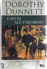 Caccia all'unicorno. La saga di Niccolò - Dorothy Dunnett - Libro RARO Nuovo!!
