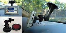 CAR WINDSHIELD/WINDOW SUCTION+DASH MOUNT FOR GARMIN NUVI DEZL NUVICAM DEZLCAM