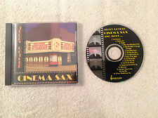 Jerry Gotler CD~Cinema Sax And More~16 Songs~Chances Are~Tonight~Mona Lisa~1998~