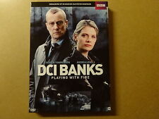 DVD / DCI BANKS - PLAYING WITH FIRE ( STEPHEN TOMPKINSON, ANDREA LOWE ) - BBC