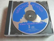 Merchants Of Venus CD - Surfin' The Milky Way - surfing