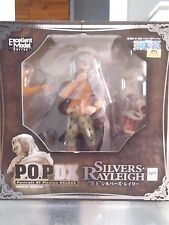 figurine one piece POP DX silvers rayleigh - import japon PROMO !