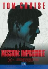 MISSION: IMPOSSIBLE 1996 = TOM CRUISE JON VOIGHT = PAL 4 = SEALED
