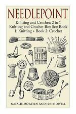 Knitting, Crochet, Knitting for Beginners, Crochet for Beginners, How to...