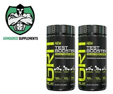 2 x True GRIT Testosterone Booster | Tribulus | Alpha Mars | P6 | Super Test |