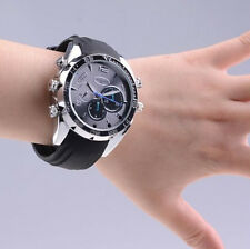 HD 1080P SPY Wrist Watch Camera 8GB Hidden Cam IR Night Vision DVR Weatherproof