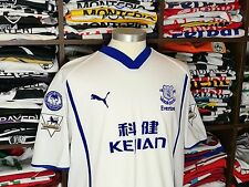 EVERTON away 2002/03 shirt - ROONEY #18 - Puma-Manchester United-Jersey-England