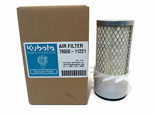 New OEM Kubota 70000-11221 AIR FILTER Grasshopper 100940 John Deere M75144