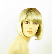 short wig for women clear golden blond ref: MAIA ys PERUK