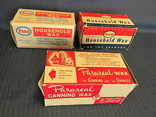 Paraffin Wax Block 3  Pounds Canning Advertising Candle Making