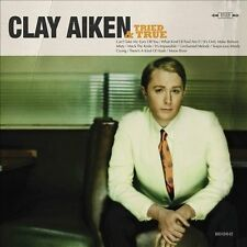 CLAY AIKEN Tried & true 2011 CD w/ DAVID SANBORN and LINDA EDER & Vince Gill