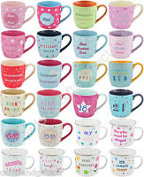 Little Wishes Ceramic or Enamel Novelty Mug Mugs For All Occasions