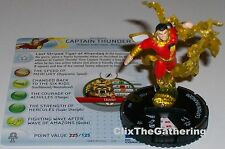 CAPTAIN THUNDER #052 The Flash DC HeroClix Super Rare