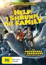 Help! I Shrunk The Family (DVD, 2016) (Region 4) Aussie Release