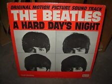 BEATLES a hard day's night ( rock ) united mono PROMO - 1D/1A & EAR - VERY RARE