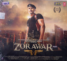 ZORAWAR - YO YO HONEY SINGH - HINDI / PUNJABI / BHANGRA CD.