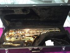 Jupiter Carnegie Xl Tenor Saxophone in Original Hard Case