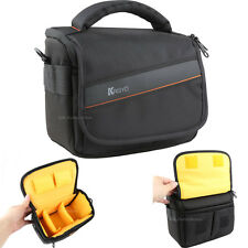 Waterproof Shoulder Camera Bag Case For SONY Alpha A58 A65 A77 A3000 A6000 A7