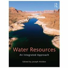 Water Resources: An Integrated Approach, , Good Book
