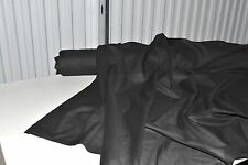"""Black Cotton Lawn Fabric 100% Cotton 56"""" Wide Fabric by the Yard"""