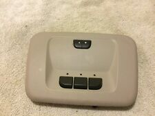 2006 Impala SS OVERHEAD CONSOLE SS INTERIOR  ROOF HOMELINK SWITCH OEM Grey