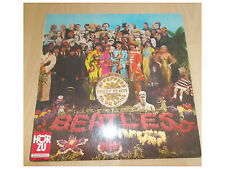 The Beatles - Sgt. Pepper's Lonely Hearts Club Band -  LP Odeon (weiß gold)