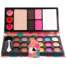 18 Color Eye Shadow Makeup Cosmetic Shimmer Matte Eyeshadow Palette US