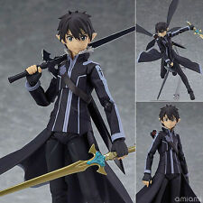 New Figma 289 Sword Art Online II Fairy Dance Kirito Action Figure PVC In Box