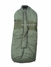 SLEEPING BAG - LARGE - BRITISH ARMY ISSUE - NO COMPRESSION SACK - GRADE 1