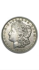 1921 Morgan Silver Dollar Coin - VG-AU