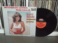RULLI RENDO ORQ. Y COROS   Un toque de cumbia para bailar   LP VG+ SEXY COVER