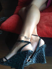 Slut Anklet AND Toe Ring - Like to have Fun? Combo package