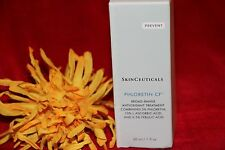 SKINCEUTICALS PHLORETIN CF SERUM FULL SIZE 1 OZ SEALED AUTHENTIC BOXED FRESHEST!