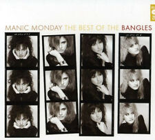 The Bangles MANIC MONDAY Anthology BEST OF 36 SONG Essential Collection NEW 2 CD