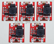 5x DC-DC Step Up Module 2-5V to 5V 2000mA 2A Fixed Output Voltage Regulator