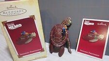"""2005 Hallmark QXD4812 """"Sweeeeet Friendship"""" Ornament"""