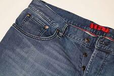 Neu - Hugo Boss  W33 L34 - Stretch Denim Jeans - RED 677/8 - 33/34  Regular  13a