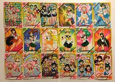 Sailor Moon Stars Graffiti Part 8 Full Set 21/21