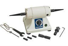 FOREDOM POLISHNG LATHE K.3340 MOTOR KIT BL 1 BENCH LATHE WITH ATTACHMENTS 230 V