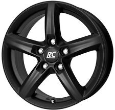 Brock RC24 15´´ black Smart Fortwo forfour 453 Alloy wheels Winter wheels Kumho