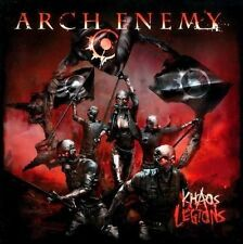 Khaos Legions * by Arch Enemy (2011, Century Media) CD & PAPER SLEEVE ONLY