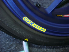 OZ Wheel Decals fits Aprilia or vehicle rims